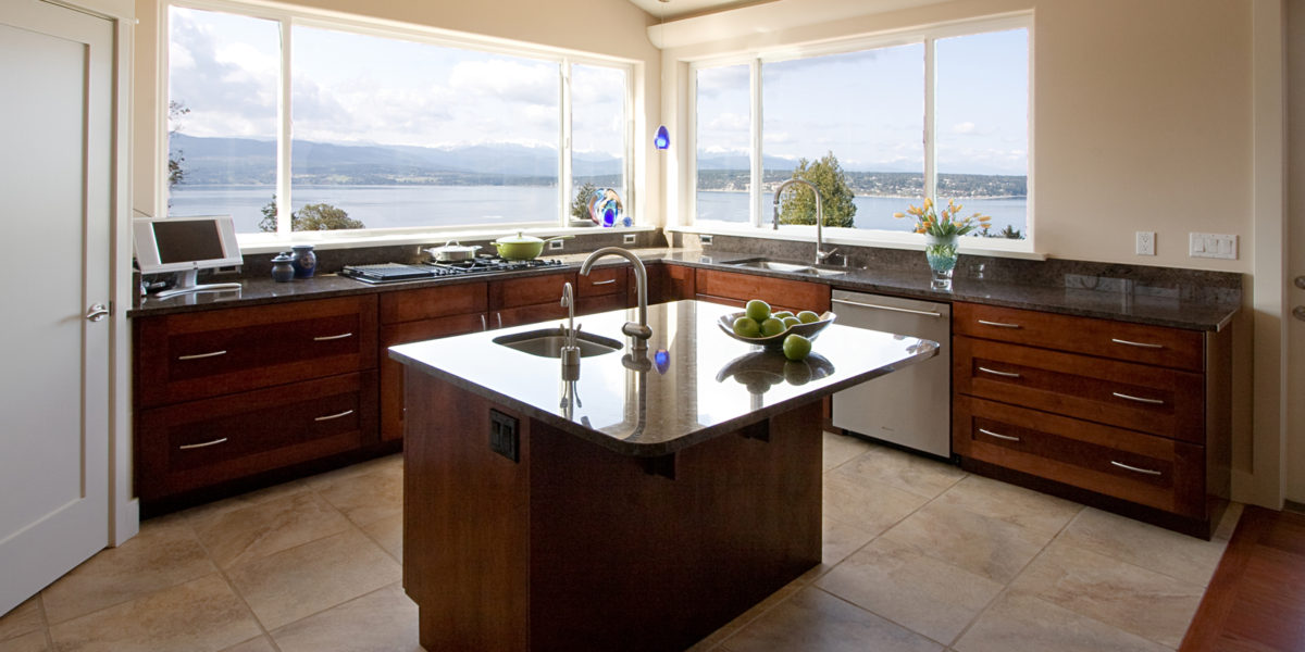 Open View Kitchen